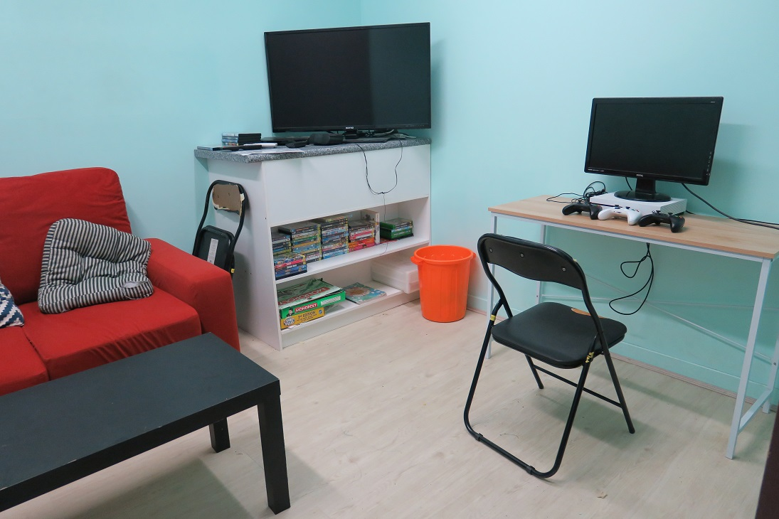 FLOSC Seniors Room