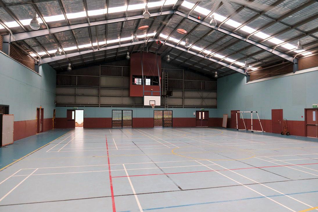FLOSC Sports Hall